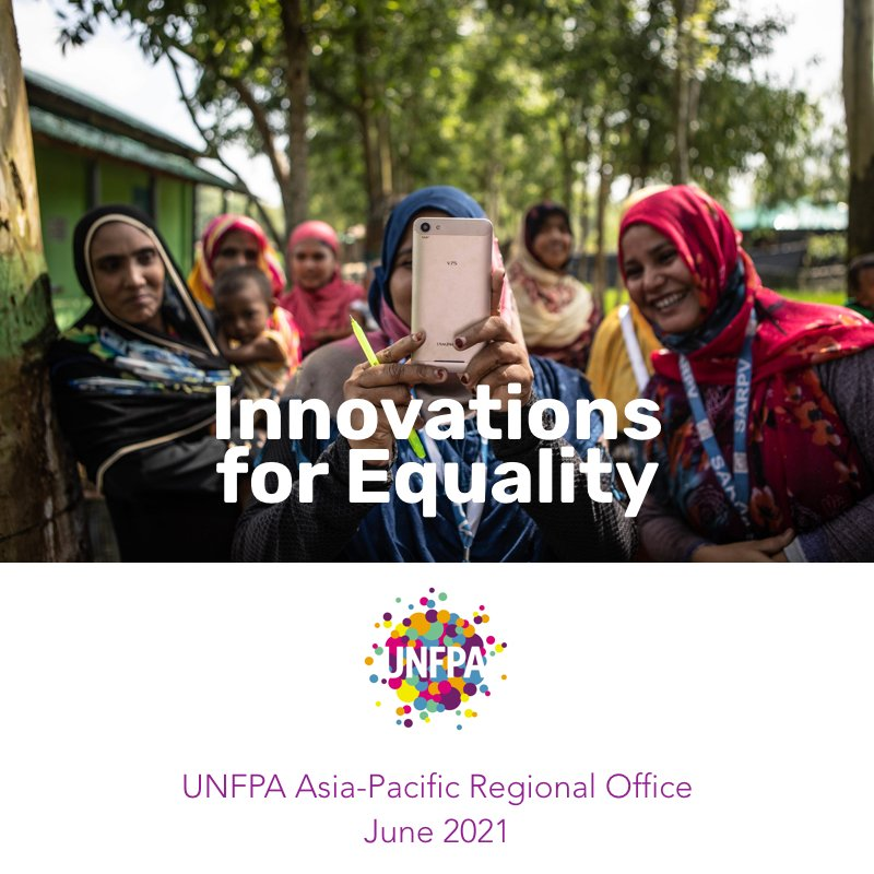 Innovations for Equality ©UNFPA/Learson