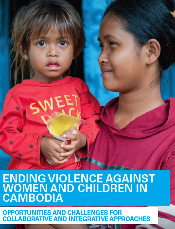 Ending violence against women and children in Cambodia