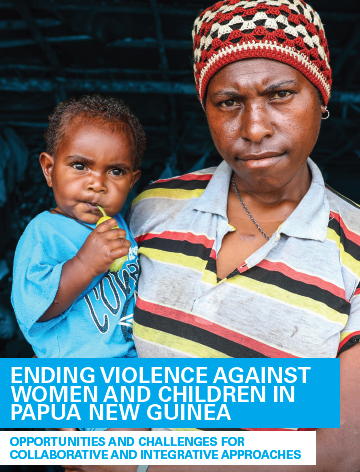 Ending Violence against Women and Children in Papua New Guinea