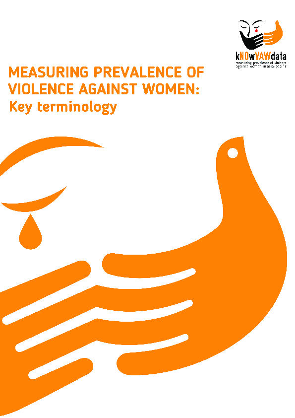 Violence Against Women - Key Terminology
