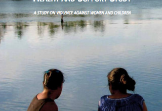 Cover of the Kiribati Family Health and Support Study
