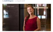 Dr Henriette Jansen, UNFPA - photo by Amanda Mustard for Devex