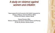 Cover of Solomon Islands Family Health and Safety Study