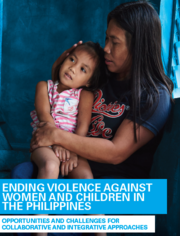 Ending Violence against Women and Children in the Philippines