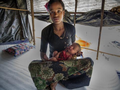 The Rohingya refugee crisis - one year on